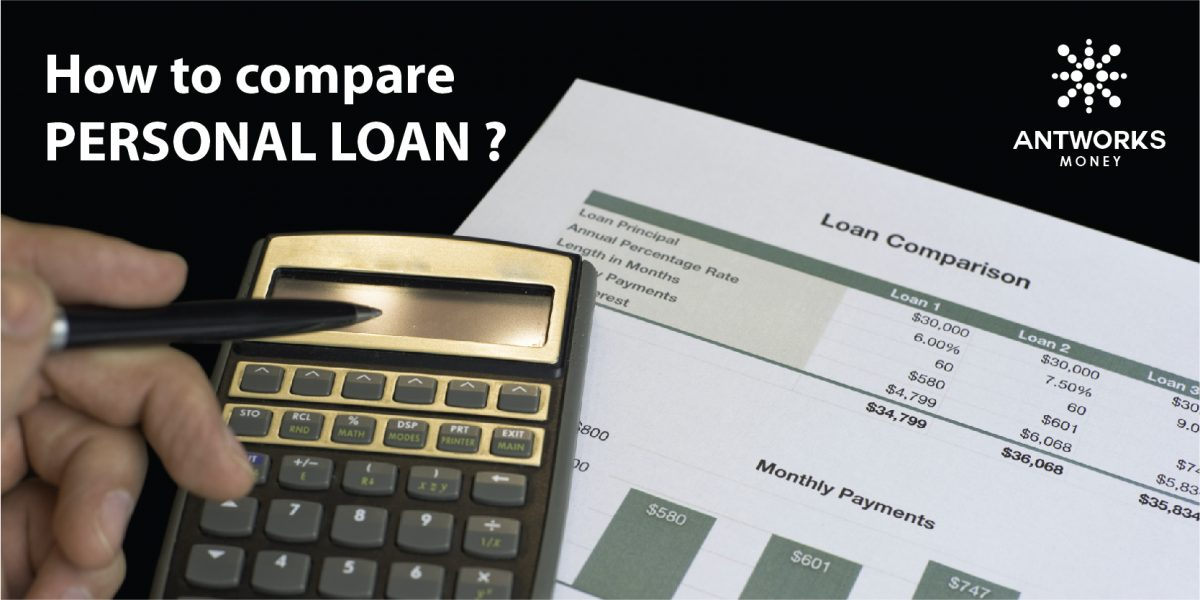 Tips & Guides to Compare Personal Loan