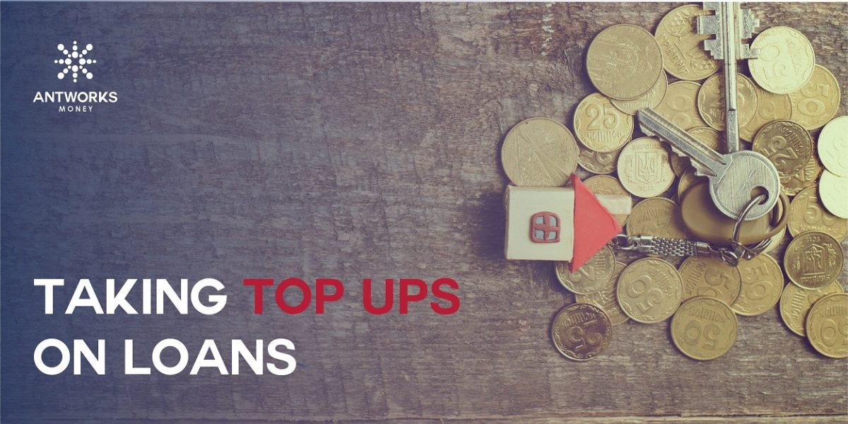 taking top ups on loans