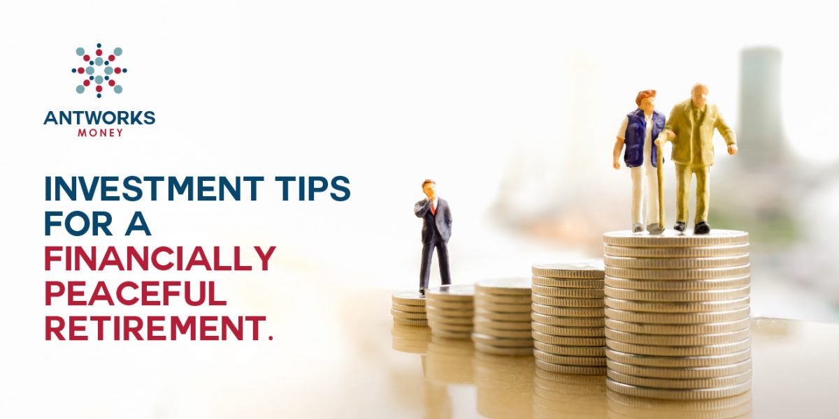 Investment Tips for a Financially Peaceful Retirement