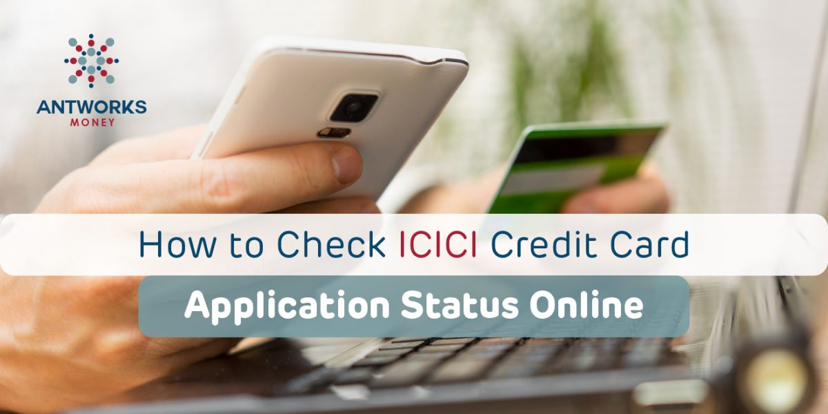 icici credit card status