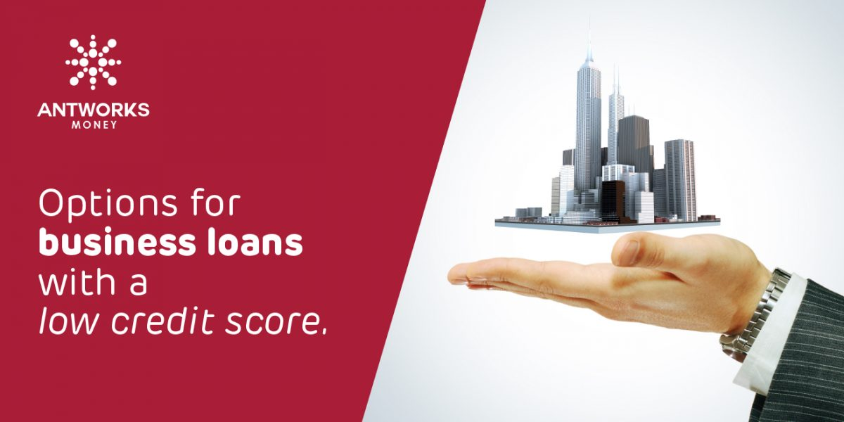 business loan with credit score