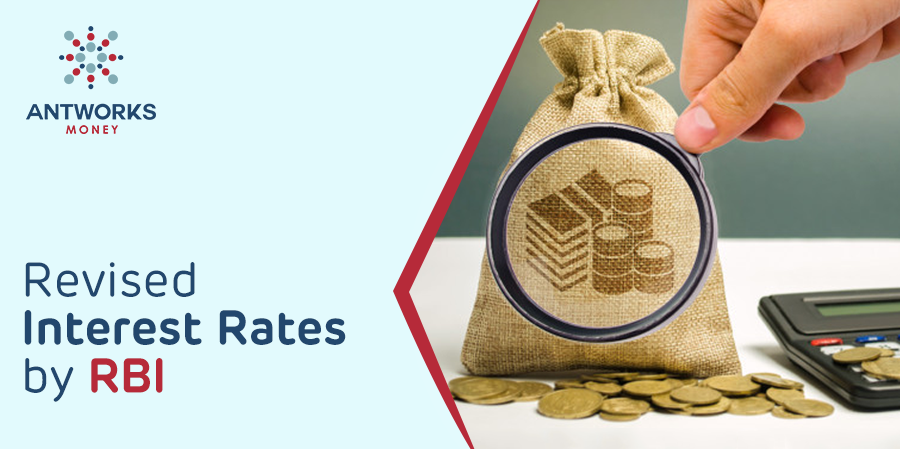 Revised Interest Rates by RBI