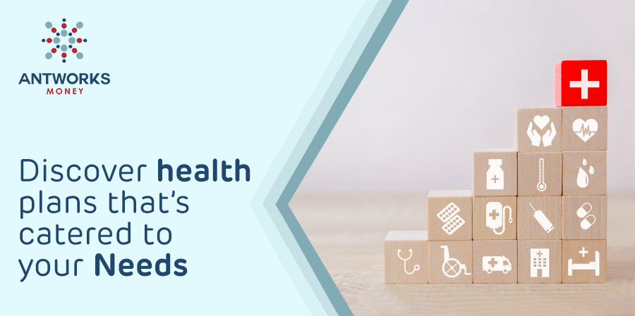 Discover health Plans that's Catered to Your Needs