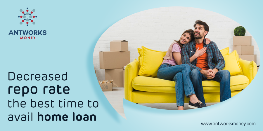 Antworks Home loan offer